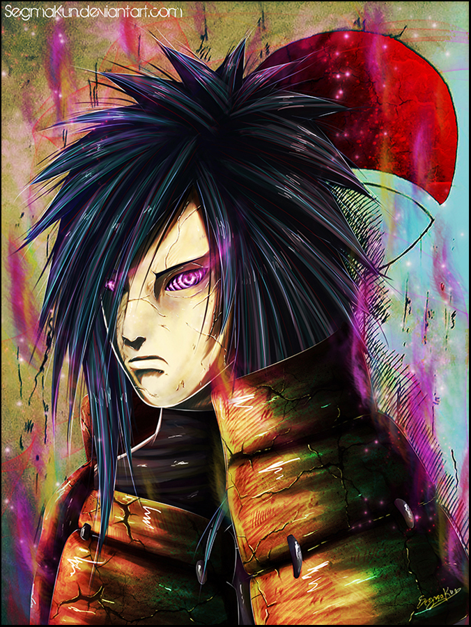Uchiha Madara! by SegmaKun