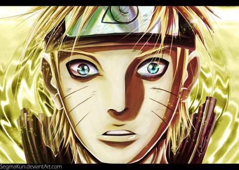 Naruto 699 by SegmaKun