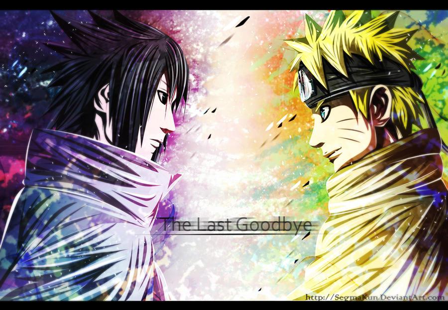 Naruto_699 - The Last Goodbye by SegmaKun