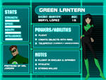 YJ Profile: Green Lantern