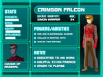 YJ Profile: Crimson Falcon
