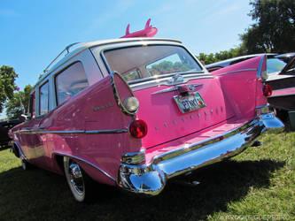 Pink Studebaker by brookeguerrero13