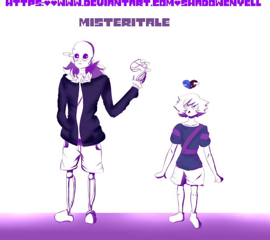 Misteritale by shadowEnyell