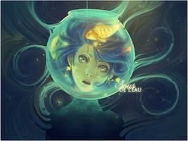 Underwater by Jeniality
