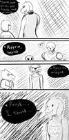 Frisk and Chara Undertale Comic - Page 1