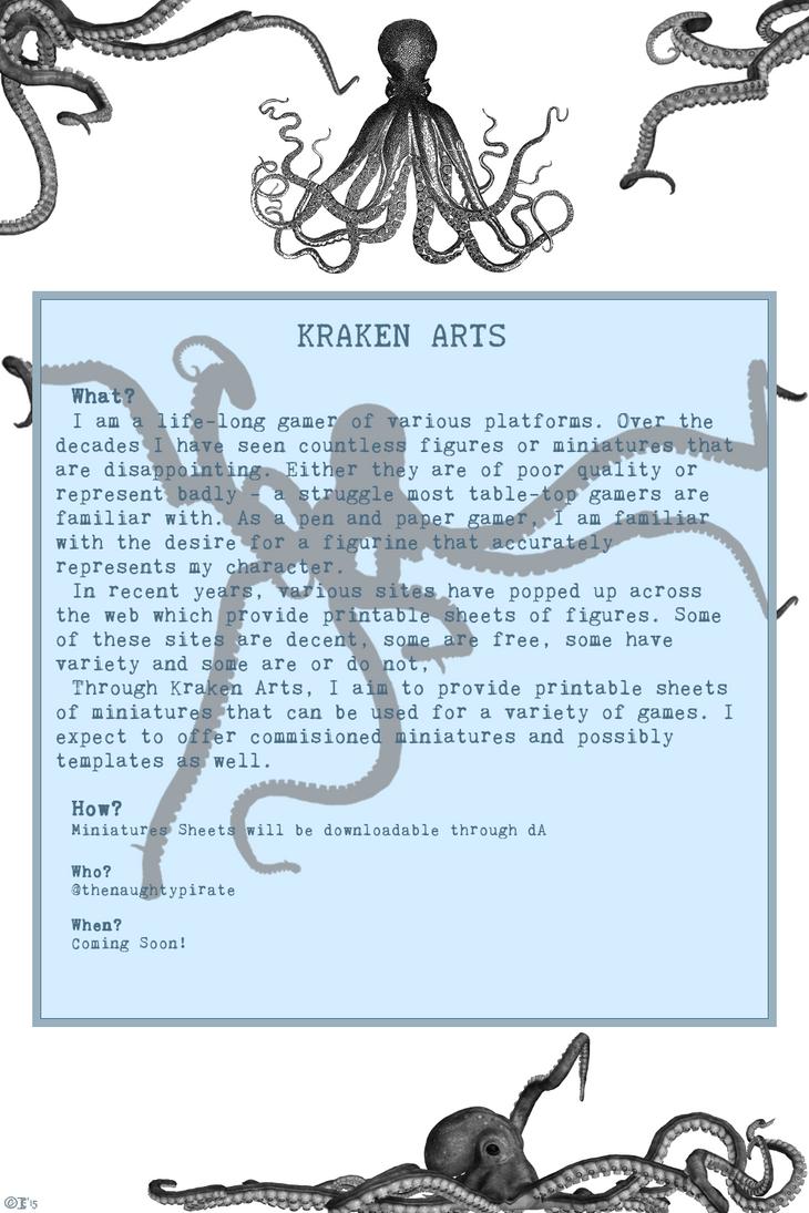 Kraken Arts by KrakenArts