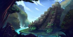 Quetzalcoatl Nature Temple