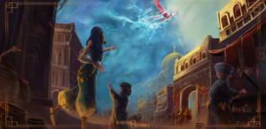 The Great Disaster - Ifaisteio Odyssea
