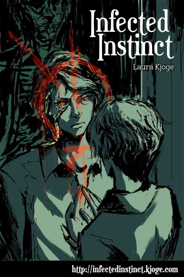 Infected Instinct Webcomic by LauraKjoge