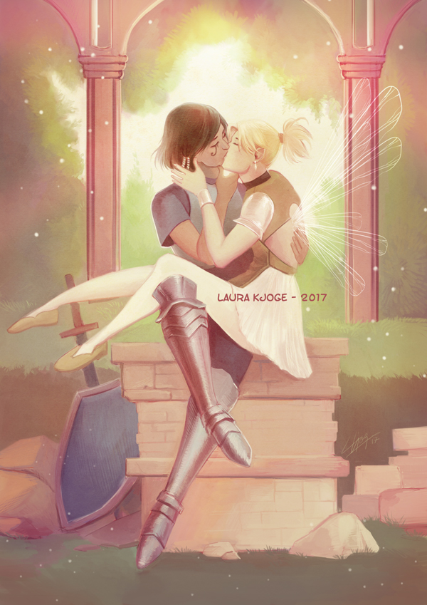 PharMercy Fairytale by LauraKjoge