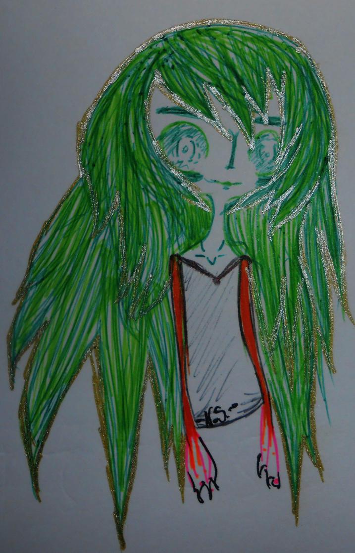Sketch 3. by NicolletteNikkiAce