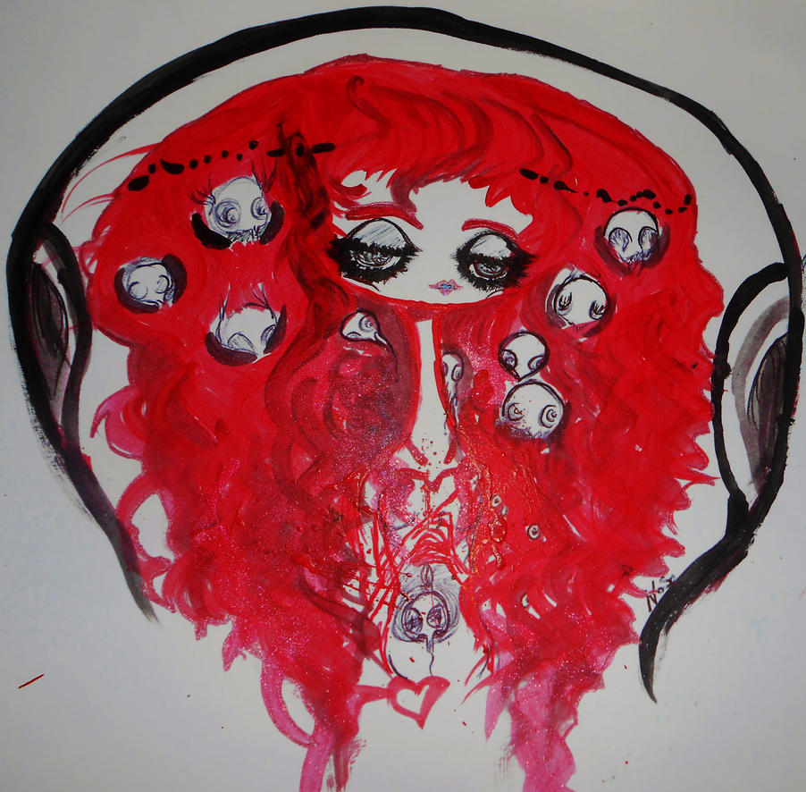 Red by NicolletteNikkiAce