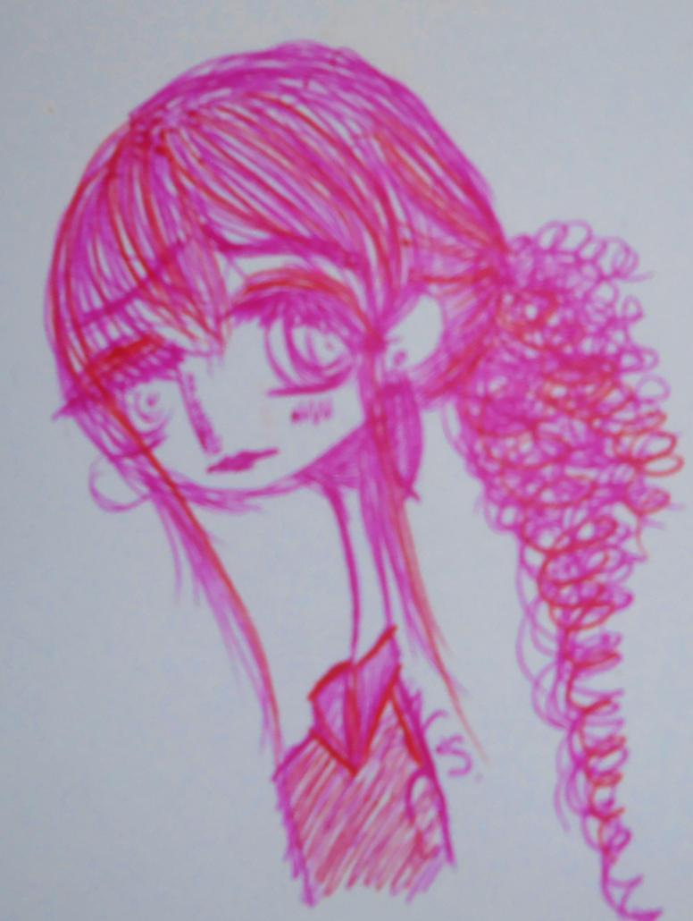 Pink by NicolletteNikkiAce