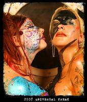 XZanthia + Melissa by CelestialPearl