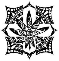 420 Mandala by CelestialPearl