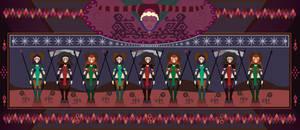 Marsian Tapestry 01 by CelestialPearl