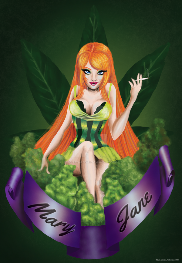 Mary Jane by CelestialPearl