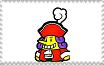 Flavio Stamp by qg2004