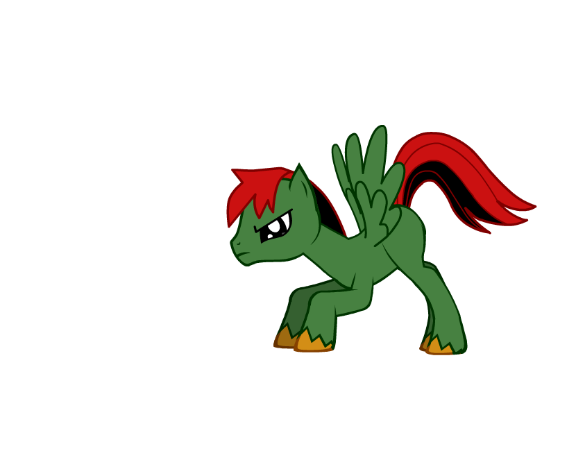 my little pony lee ping detentionaire by legomaniac17 on deviantart
