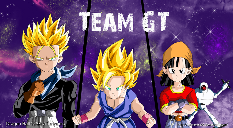 Equipo GT by Metamine10