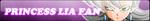 Princess Lia Button by Metamine10