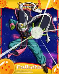 DB Heroes Super Paikuhan by Metamine10