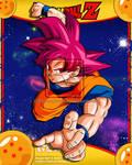 DBZ Goku ssjg V3