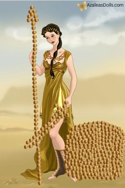 Athena Greek Goddess of Wisdom and War by MissRamdomGirl17Athena Goddess Of War And Wisdom