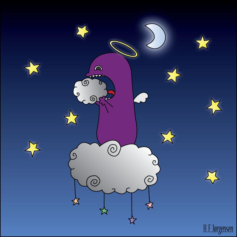 etoile pres de la lune