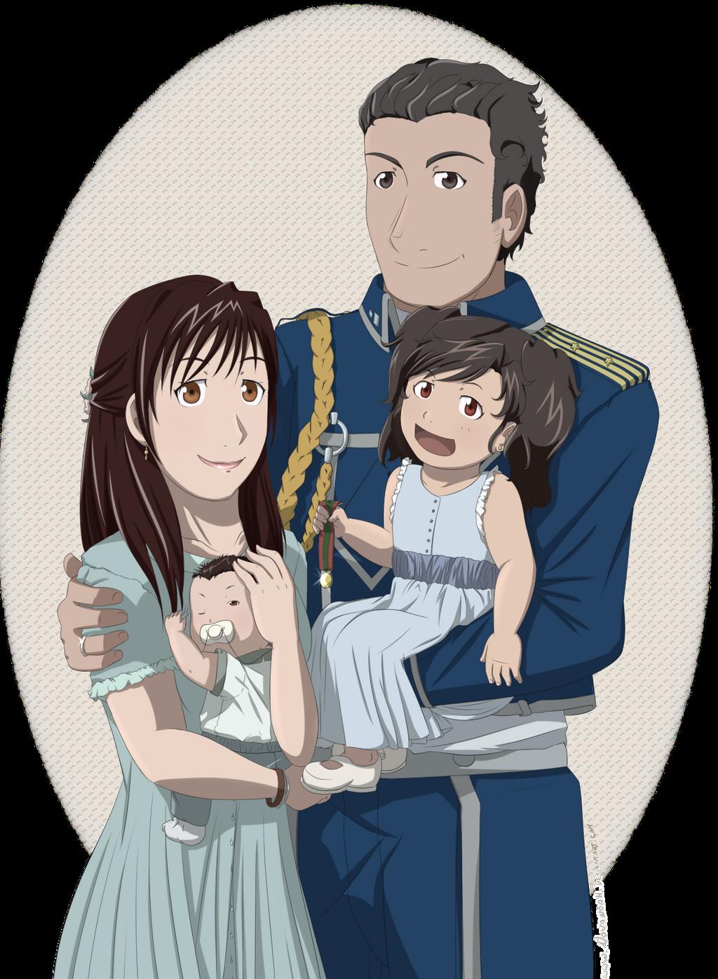 Roswell Family Portrait by NoVaNoah on DeviantArt