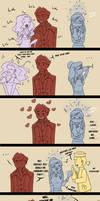 Jealousy logic...