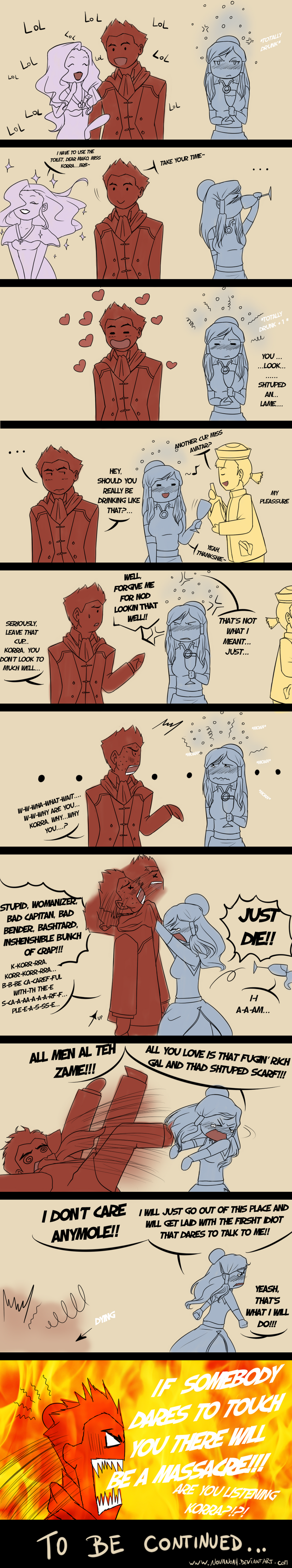 Jealousy logic... by NoVaNoah