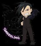Greedling Chibi by NoVaNoah