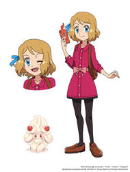 Kalos Princess in Galar