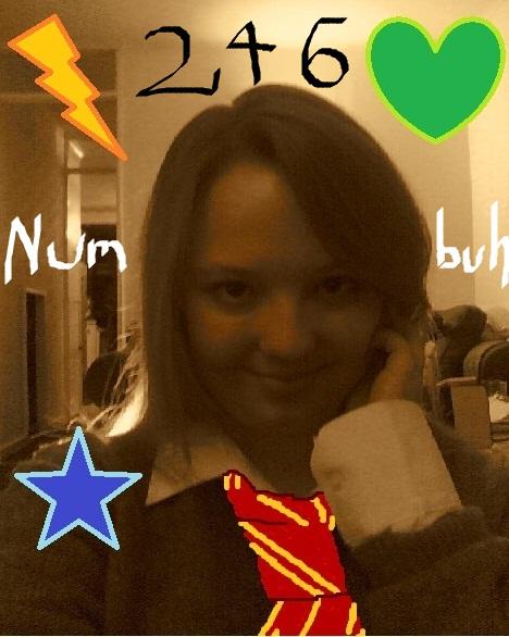 Numbuh246's Profile Picture