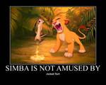 simba and timon motivational