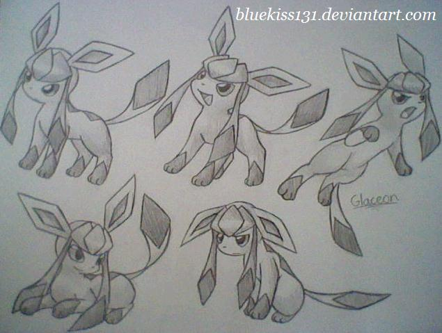 Glaceon 10 by Bluekiss131