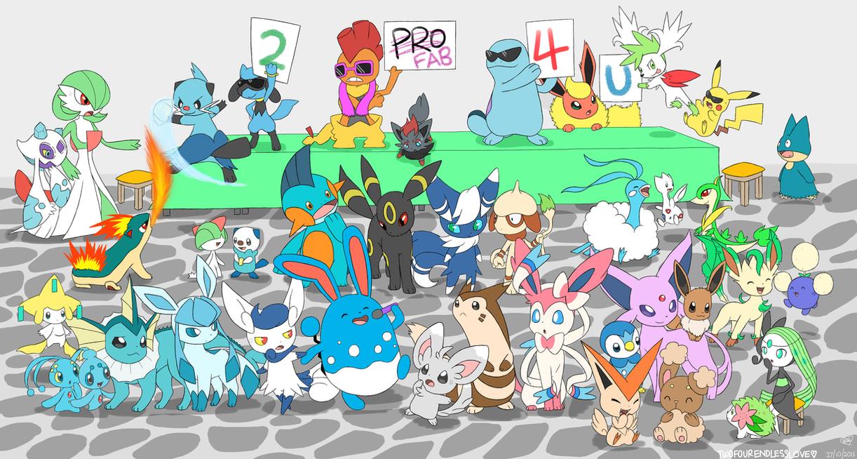 2Pro4U!! by Bluekiss131