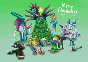 Christmas 2015 by BluuKiss