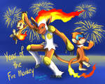 Chinese New Year 2016: Year of the Fire Monkey