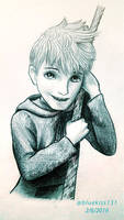 Jack Frost by BluuKiss