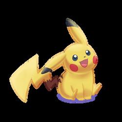 Pikachu by BluuKiss