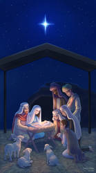 Christmas 2018: The True Meaning of Christmas by BluuKiss