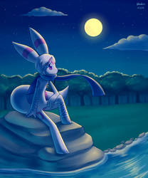 Commission: Under the Moonlight