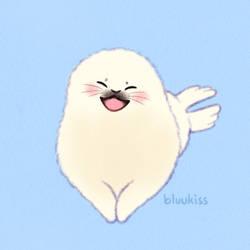 Big Sea Pupper Smile