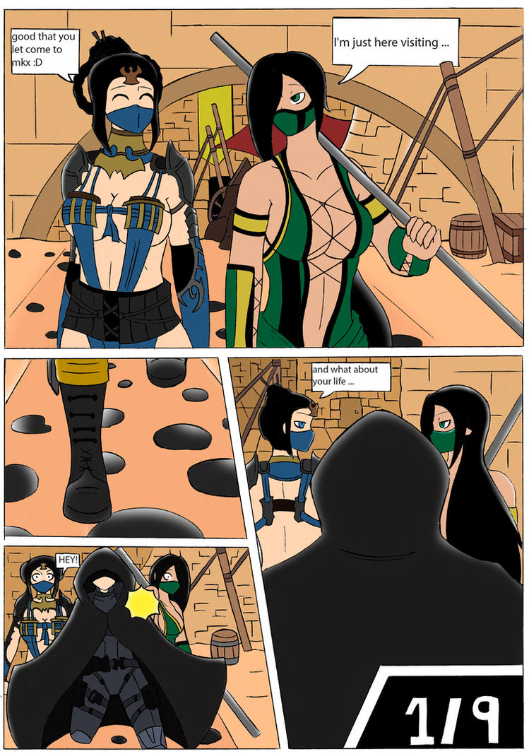 Mortal Kombat Reborn (Season 2) Cap.1 (1/9) by Kunglokiz1