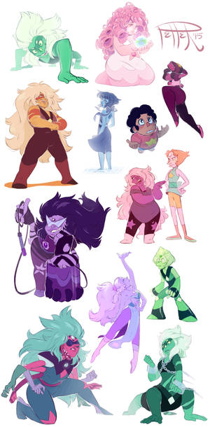 GEM HELL art dump