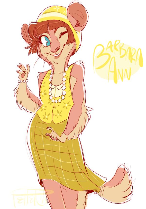 BARB by MrsDrPepper