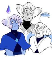(su spoilers?) holly blue by MrsDrPepper