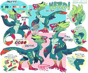 it's verdi